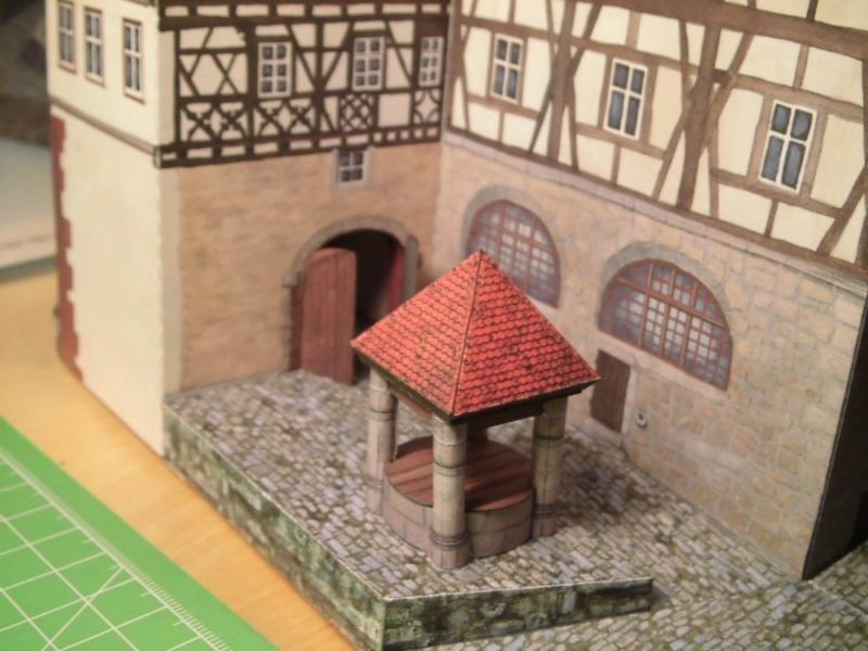 Rothenburg ob der Tauber 1:160 Schreiber Bogen Cimg4232