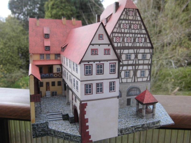 Rothenburg ob der Tauber 1:160 Schreiber Bogen - Seite 2 Cimg4314