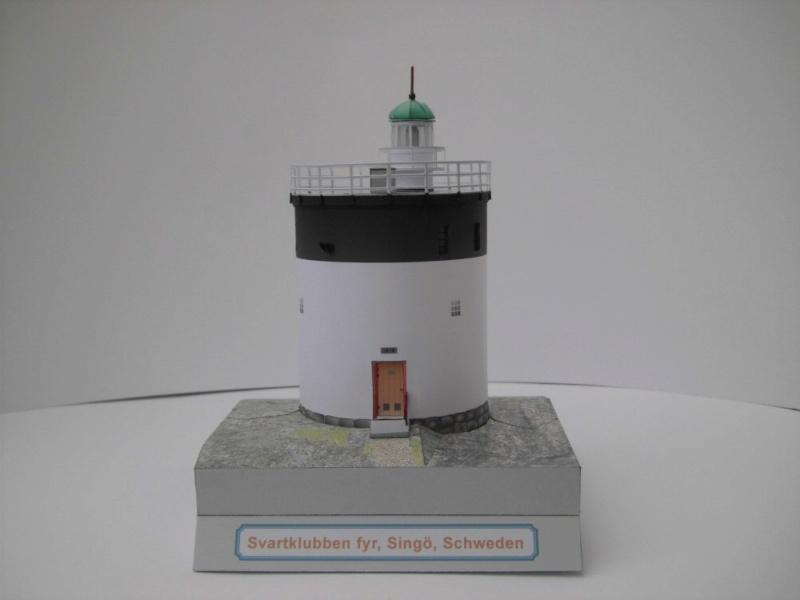 Leuchtturm Svartklubben fyr, Hajo Zimmer 1:100 Cimg4613