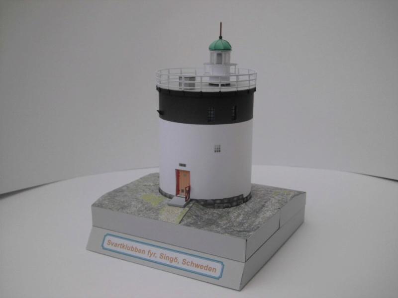 Leuchtturm Svartklubben fyr, Hajo Zimmer 1:100 Cimg4616