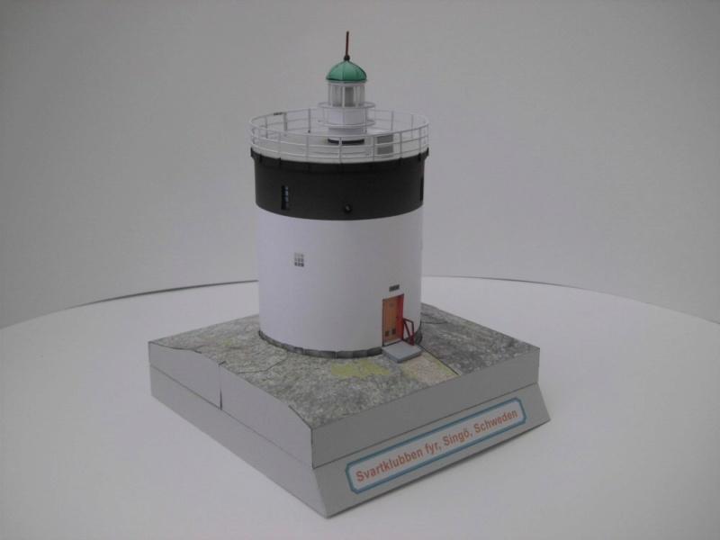 Leuchtturm Svartklubben fyr, Hajo Zimmer 1:100 Cimg4617