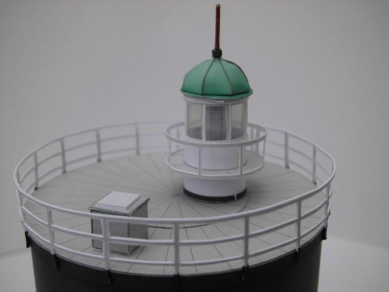 Leuchtturm Svartklubben fyr, Hajo Zimmer 1:100 Cimg4618