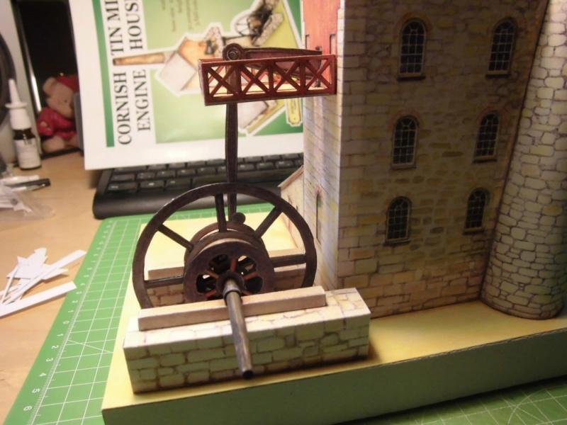 Cornish Tin Mine Engine House / Heritage Models, 1:90 - Seite 2 Cimg4730