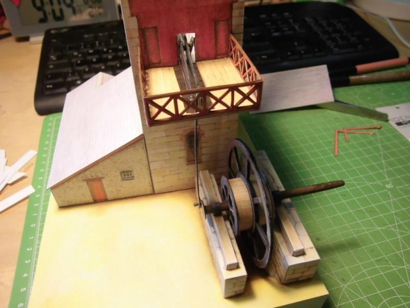 Cornish Tin Mine Engine House / Heritage Models, 1:90 - Seite 2 Cimg4731