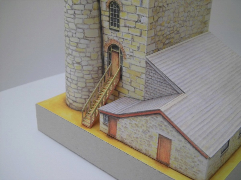 Cornish Tin Mine Engine House / Heritage Models, 1:90 Cimg4736