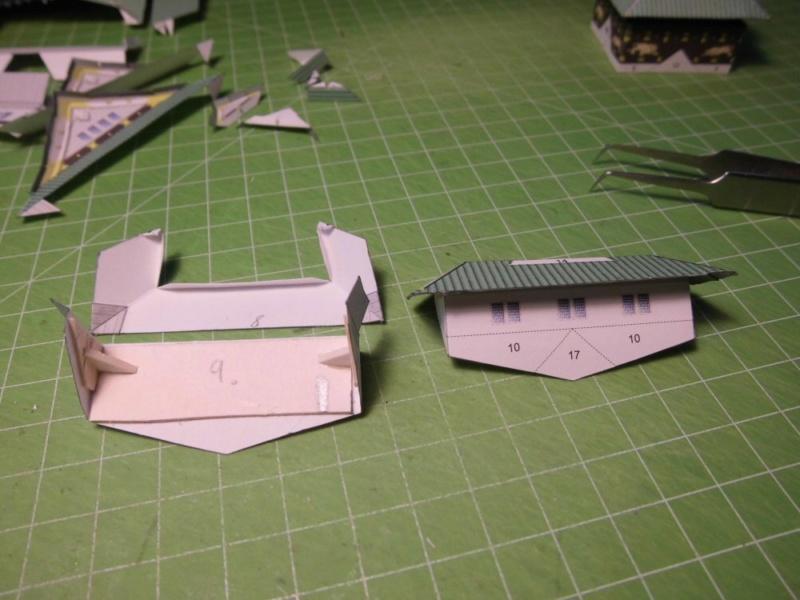 Burg Osaka / Milan Bartos, 1:160 Cimg4816