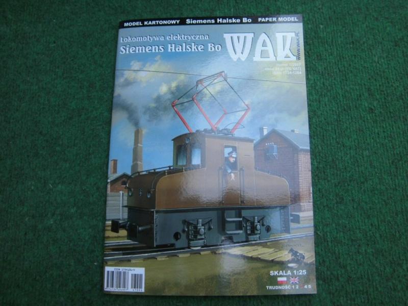 Siemens und Halske Bo WAK 1:25 Cimg4840