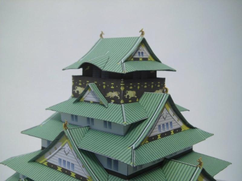 Burg Osaka Milan Bartos 1:160 Cimg4847