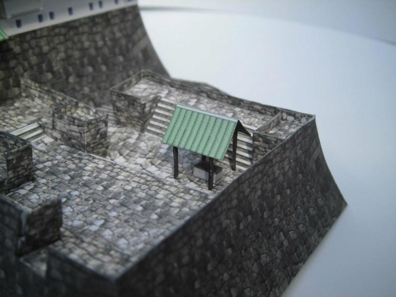 Burg Osaka Milan Bartos 1:160 Cimg4848