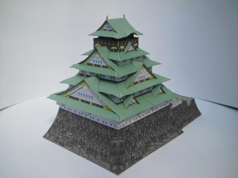 Burg Osaka Milan Bartos 1:160 Cimg4849