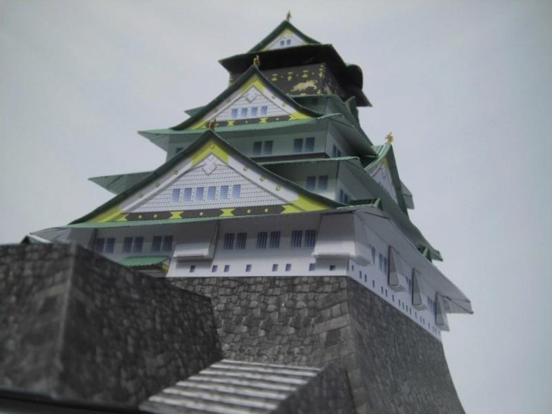 Burg Osaka Milan Bartos 1:160 Cimg4852