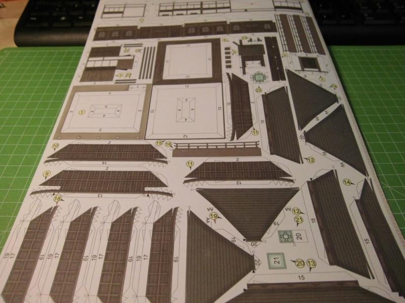 Ginkaku-ji Silberner Pavillon in Kyoto Ondrej Hejl 1:150 Cimg4940