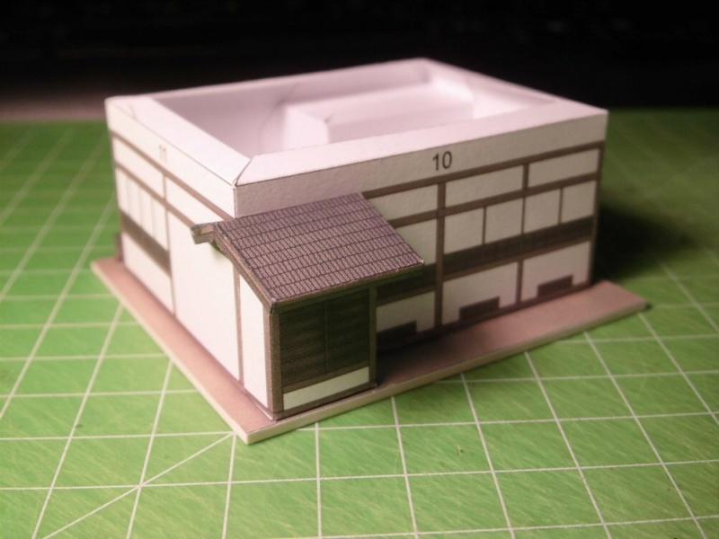 Ginkaku-ji Silberner Pavillon in Kyoto Ondrej Hejl 1:150 Cimg4943