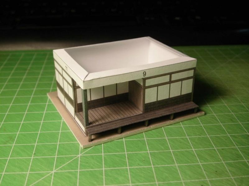 Ginkaku-ji Silberner Pavillon in Kyoto Ondrej Hejl 1:150 Cimg4944