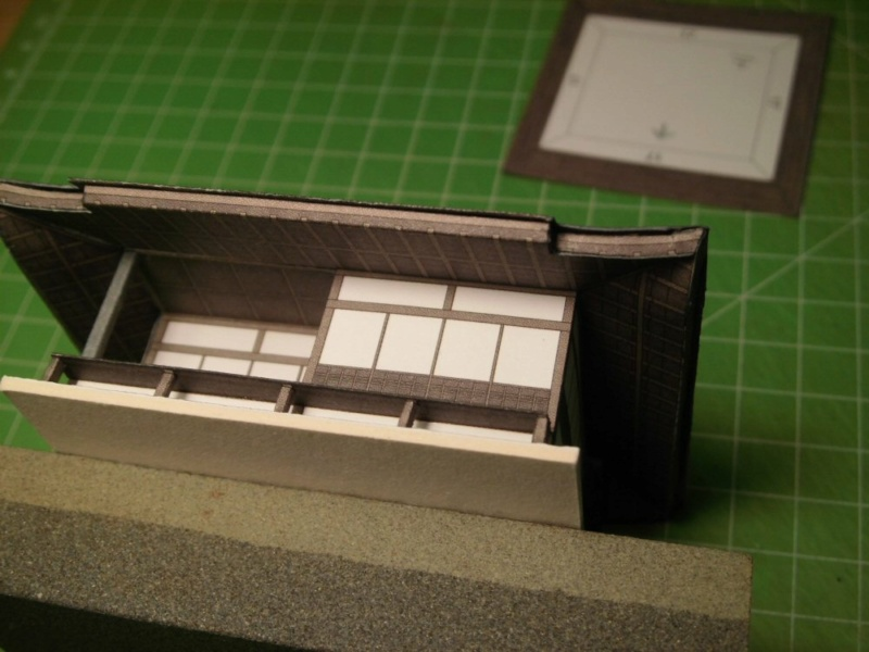 Ginkaku-ji Silberner Pavillon in Kyoto Ondrej Hejl 1:150 Cimg4947