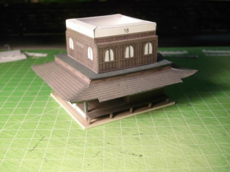 Ginkaku-ji Silberner Pavillon in Kyoto Ondrej Hejl 1:150 Cimg4952