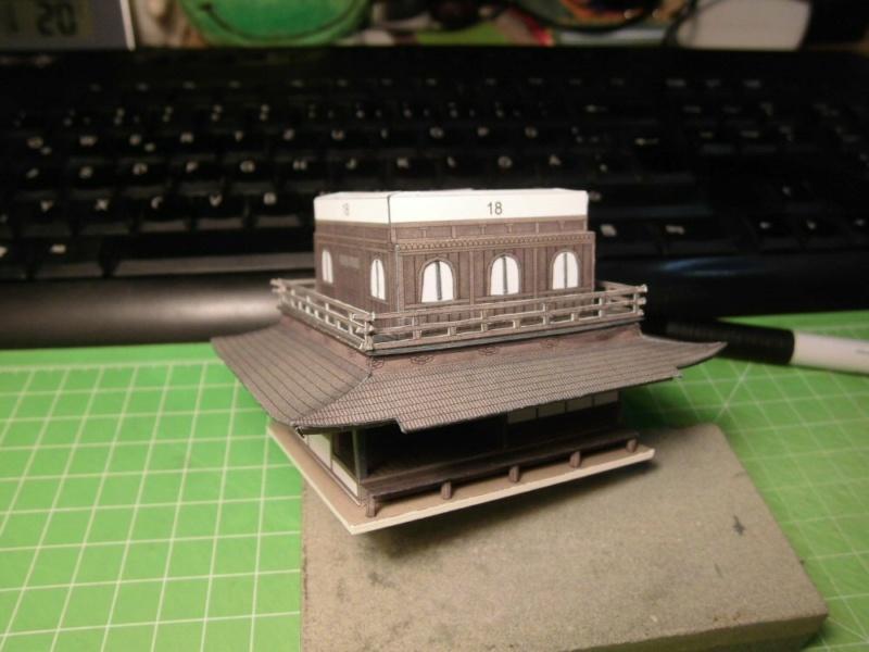 Ginkaku-ji Silberner Pavillon in Kyoto Ondrej Hejl 1:150 Cimg4953