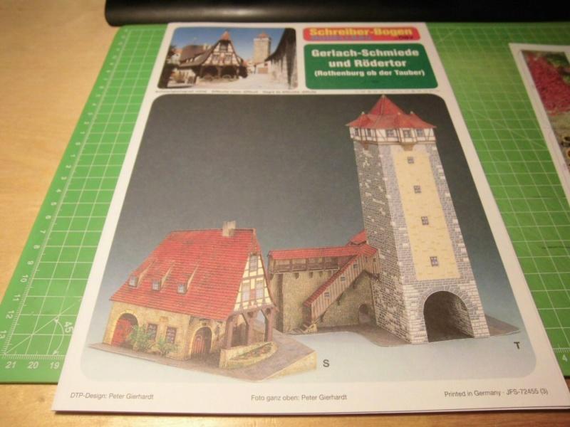 Rothenburg ob der Tauber 1:160 Schreiber Bogen - Seite 2 Cimg5024