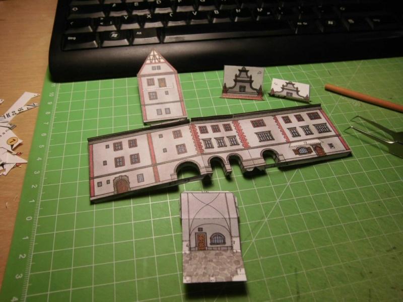 Historische Häuser aus der Prager Altstadt    ABC/Vyskovsky ca.1:280 Cimg5115