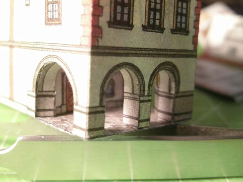 Historische Häuser aus der Prager Altstadt    ABC/Vyskovsky ca.1:280 Cimg5116