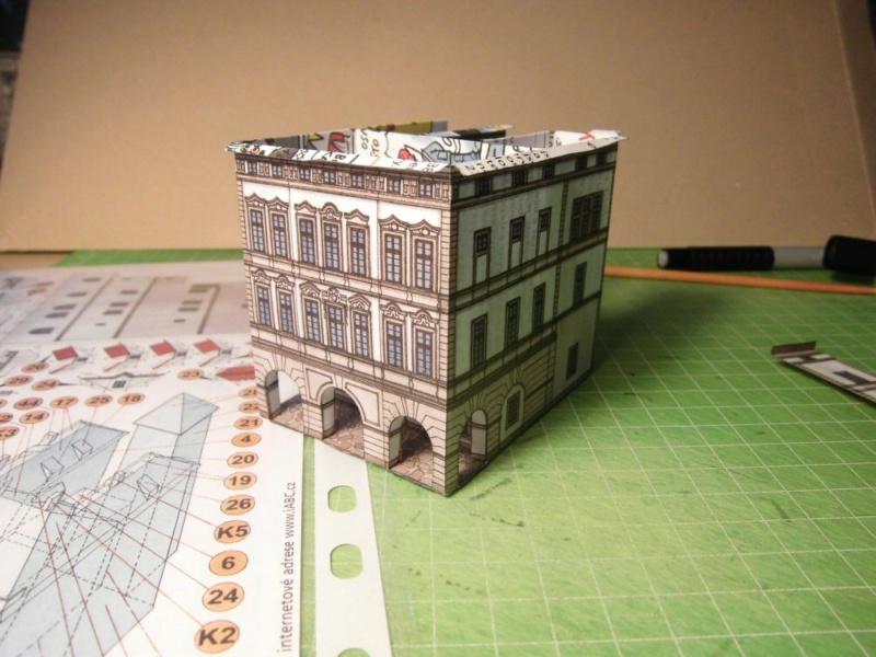 Historische Häuser aus der Prager Altstadt    ABC/Vyskovsky ca.1:280 Cimg5119