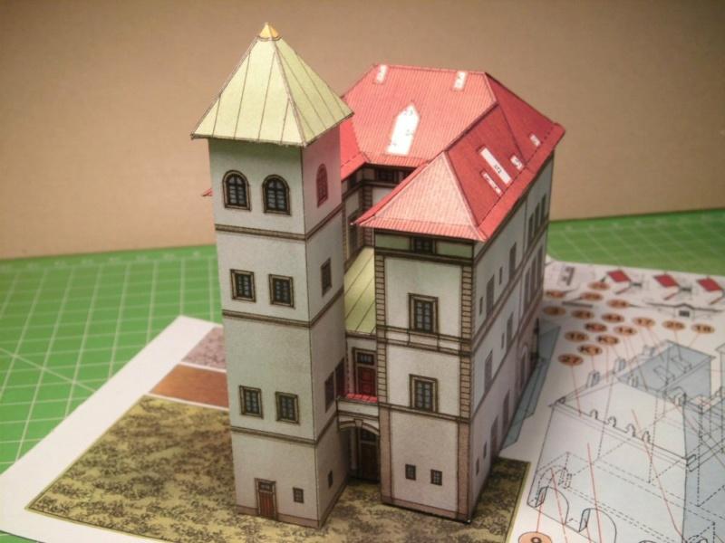 Historische Häuser aus der Prager Altstadt    ABC/Vyskovsky ca.1:280 Cimg5211