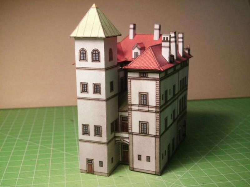 Historische Häuser aus der Prager Altstadt    ABC/Vyskovsky ca.1:280 Cimg5213