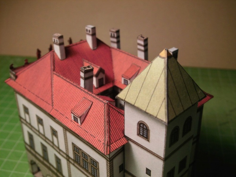Historische Häuser aus der Prager Altstadt    ABC/Vyskovsky ca.1:280 Cimg5214