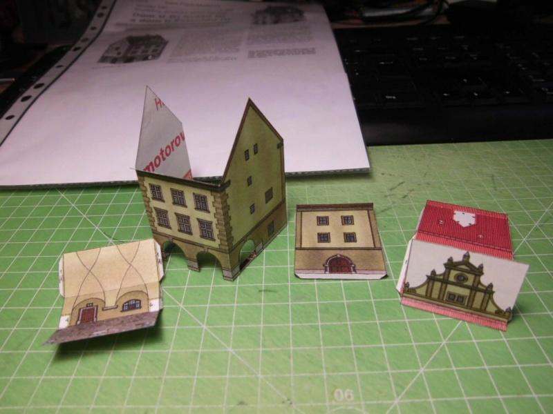 Historische Häuser aus der Prager Altstadt    ABC/Vyskovsky ca.1:280 Cimg5315