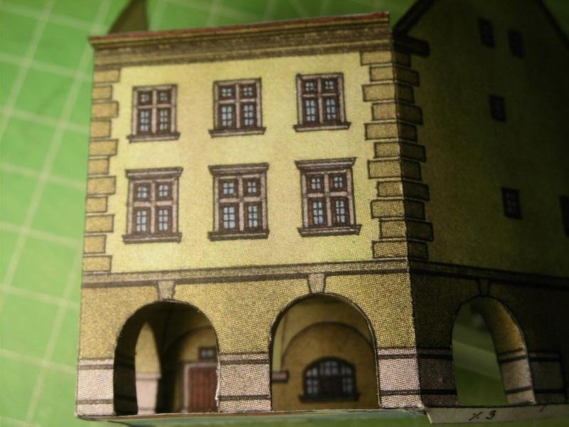 Historische Häuser aus der Prager Altstadt    ABC/Vyskovsky ca.1:280 Cimg5316