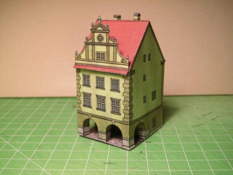 Historische Häuser aus der Prager Altstadt    ABC/Vyskovsky ca.1:280 Cimg5318