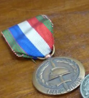Medaille 1914 1918 inconnue 141810