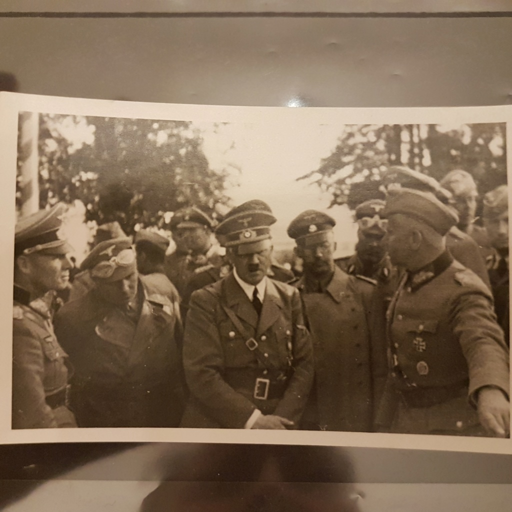 Photo Rommel WW2 officier a identifier 20190410