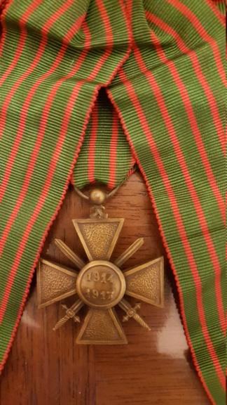 Quelques medailles 20191017