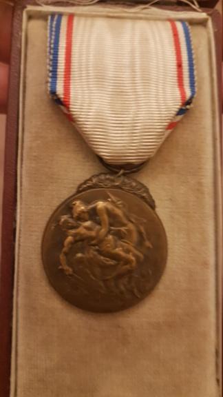 Quelques medailles 20191018