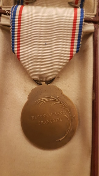 Quelques medailles 20191019