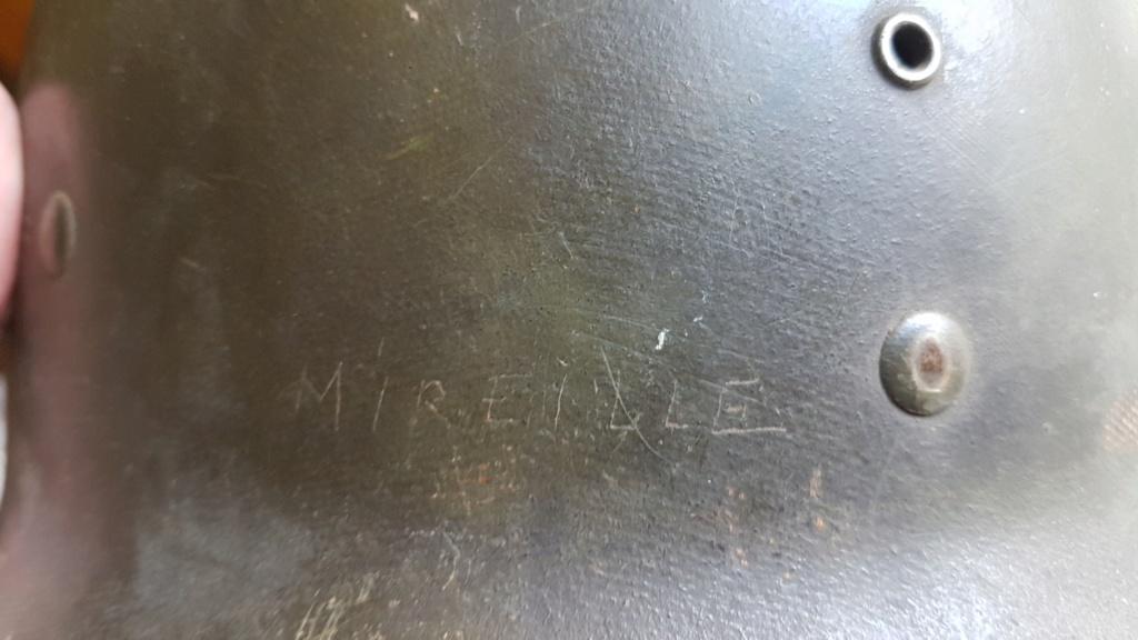 casque USM1  france WW2 ?  Z110