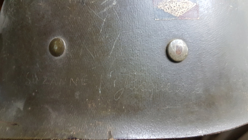casque USM1  france WW2 ?  Z310