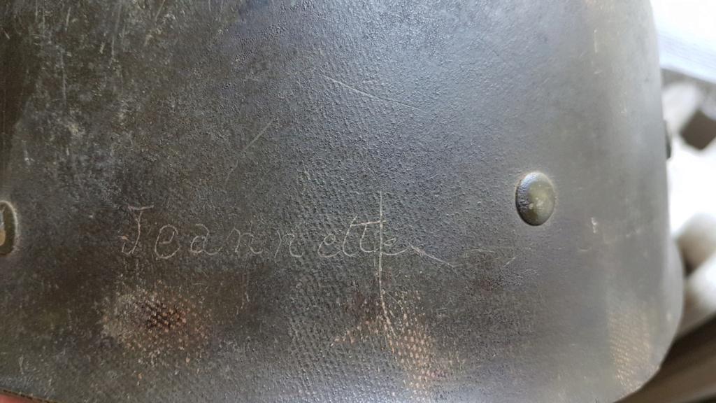 casque USM1  france WW2 ?  Z510