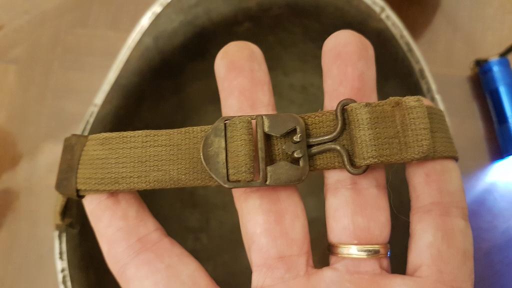 casque USM1  france WW2 ?  Za310