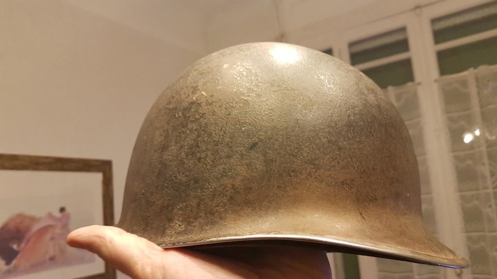 casque USM1  france WW2 ?  Za610