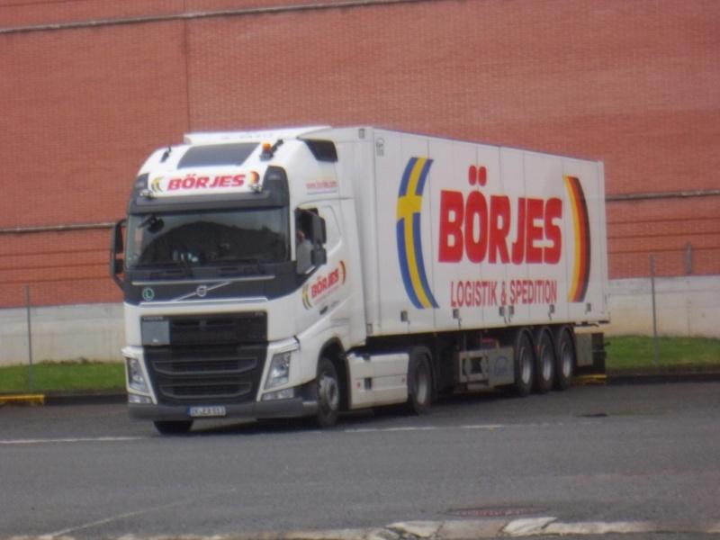Börjes Logistik & Spédition  (Nybro) 10885210