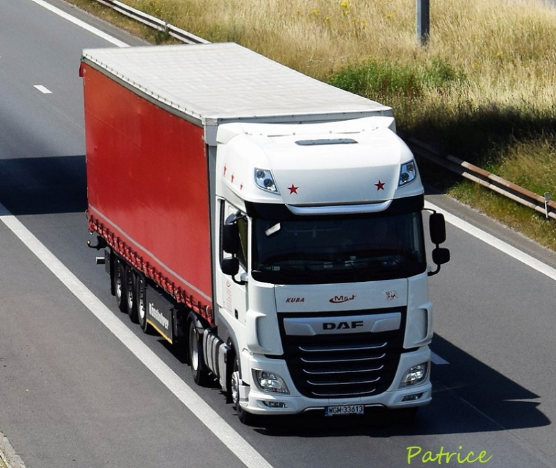 M&J  Transport Spedycja  (Koscian) 11818