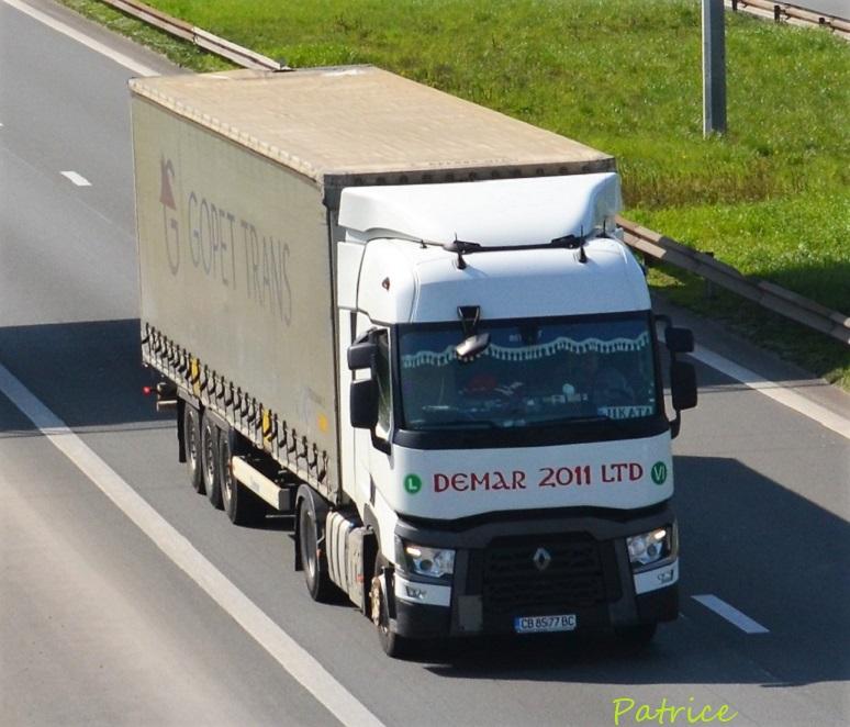 Demar 2011 Ltd  (Ihtiman) 122210