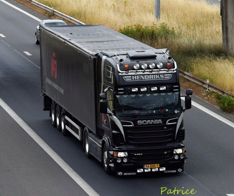HTD  Hendriks Transport  (Deurne) 13815