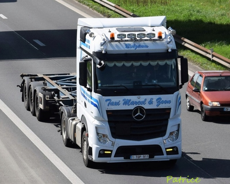 Taxi Marcel & Zoon n.v. (Herentals) 14018