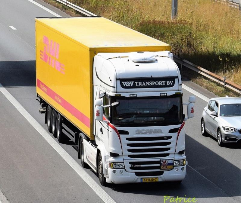 V&V Transport bv. - Helmond 15122