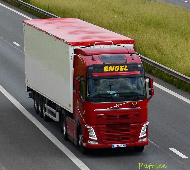 Engel (Margerie Hancourt) (51) (repris par transports Malvaux) 158110