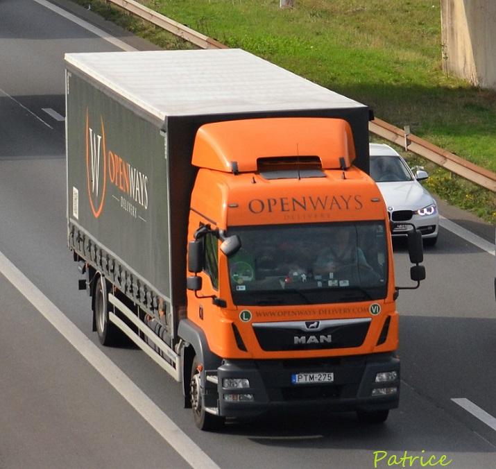 OpenWays Delivery  (Budaörs) 170410