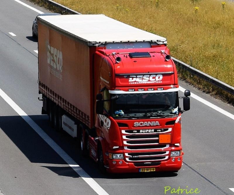 Desco Forwarding Solutions  (Zwartewaal) 17616